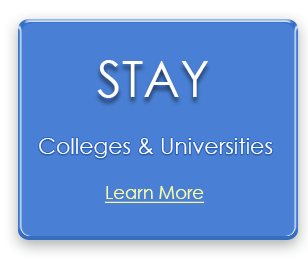 How to STAY in College logo