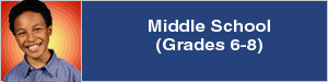 Middle School programs banner